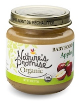organic baby food copacking